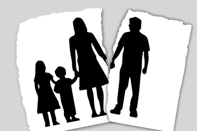 kinderen vertellen scheiden tips