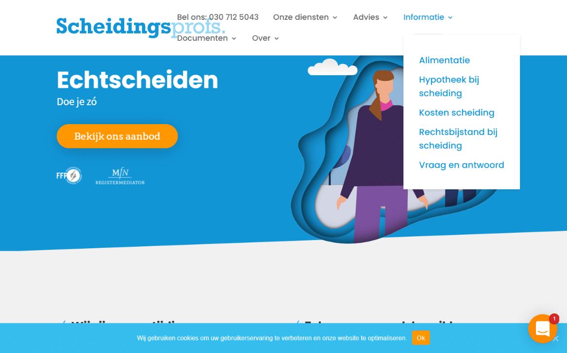 Scheidingsprofs.nl