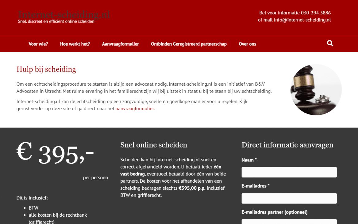 internet-scheiding-nl