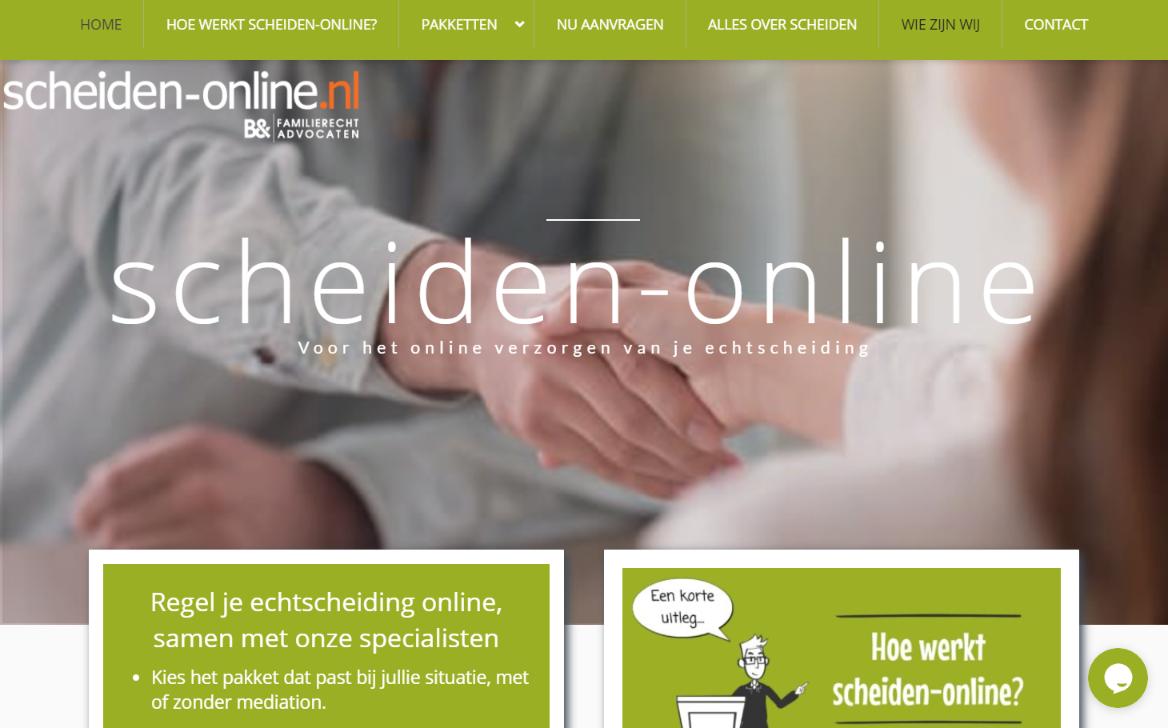 Scheiden-online.nl